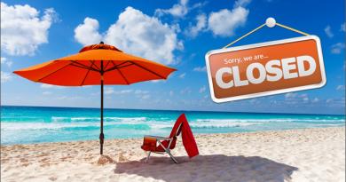 Chiusura della Segreteria per ferie estive