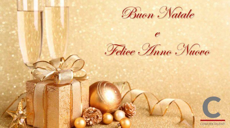 Saluti Di Buon Natale.Tanti Auguri Di Buon Natale E Di Felice Anno Nuovo Cral