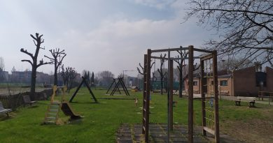 Rinnoviamo il parco giochi bimbi del Circolo
